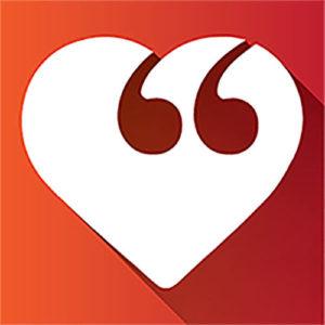 Free Speech Love badge