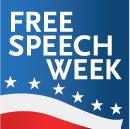 Free Speech Week logo